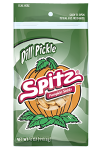 Dill Pickle Pumpkin Seeds